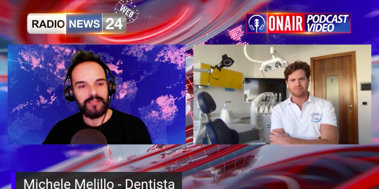 Radio news 24 – Dr. Michele Melillo – Magneto Dinamica