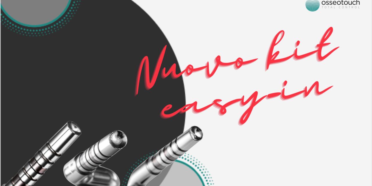 Kit easy – in per lavorare in mandibola con il Magnetic Mallet