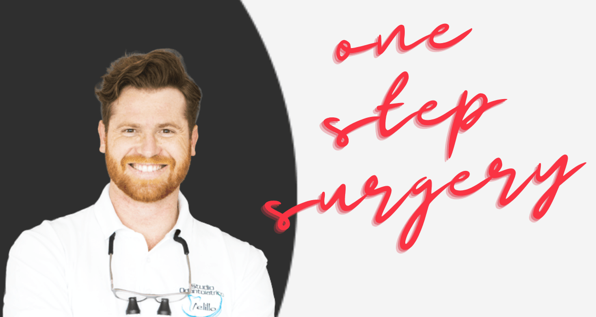 Dr. Melillo – One step surgery con il Magnetic Mallet