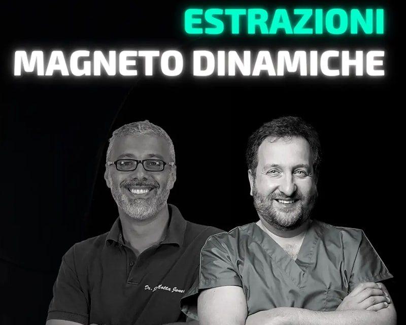 Il canale osteocom dedicato alle estrazioni magneto dinamiche!
