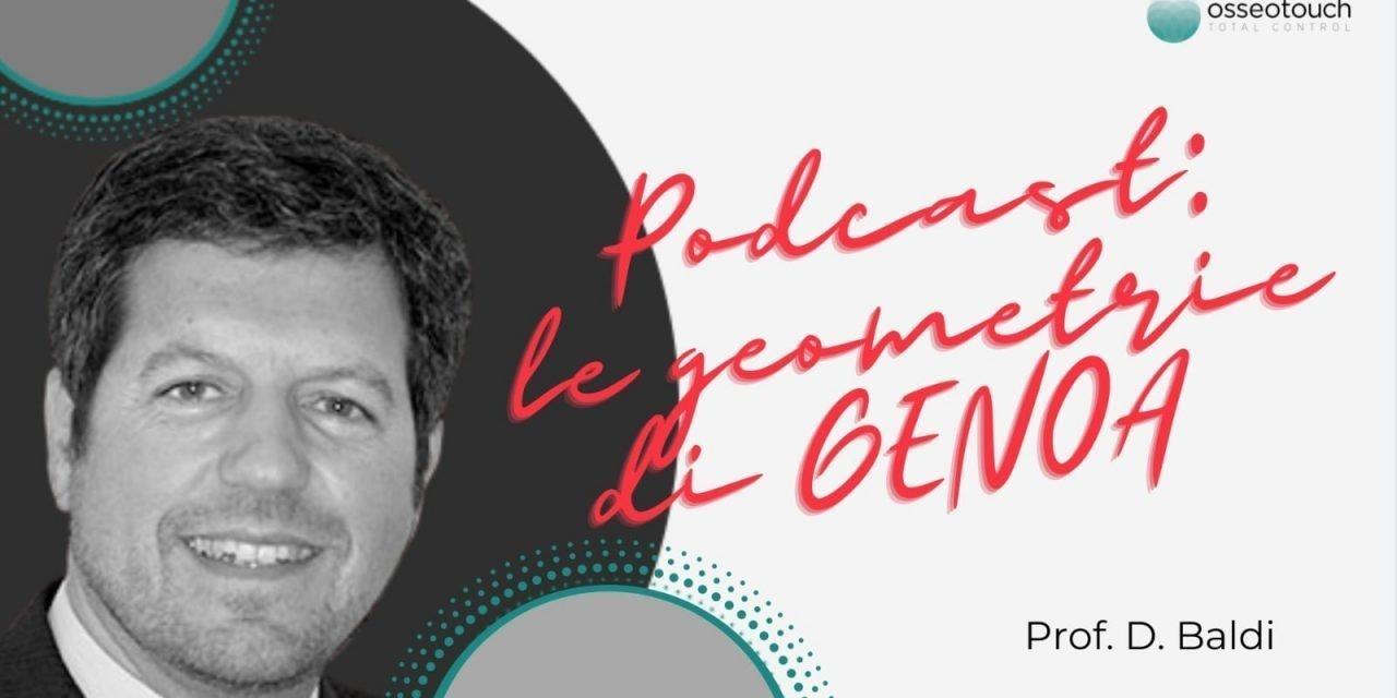 """Podcast: Podcast: """"GENOA"""" con il prof. Domenico Baldi"""